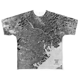 WEAR YOU AREの東京都 新宿区 Tシャツ 両面 Full graphic T-shirts