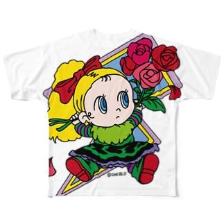 ROCKO  Full Graphic T-Shirt