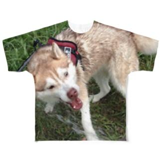 がおーだぞ! Full graphic T-shirts