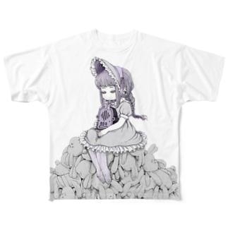 ブロォドキャストちゃん Full Graphic T-Shirt