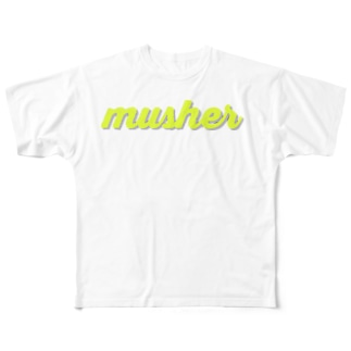 Musher Tshirts Full graphic T-shirts