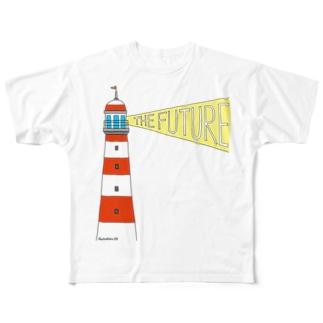トーダイ Full graphic T-shirts