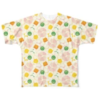 エビピラフ Full graphic T-shirts