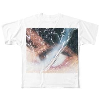 村田 直行のp Full graphic T-shirts