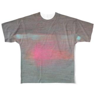 うるさい Full graphic T-shirts