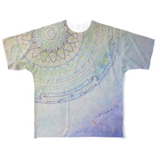 Test Full graphic T-shirts