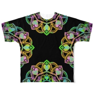 HRK-927 Full graphic T-shirts