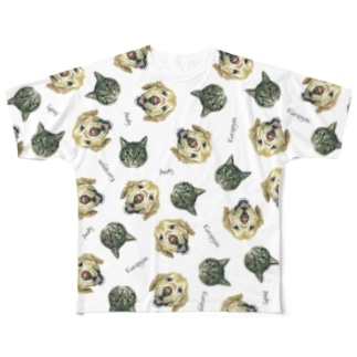 E様オーダー Full graphic T-shirts