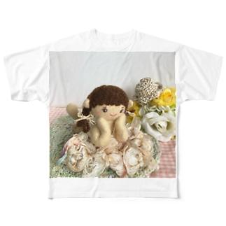 Waku Waku Full graphic T-shirts