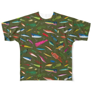 LURE_CO_FGT Full graphic T-shirts