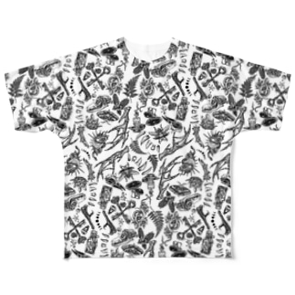 Nest Full graphic T-shirts
