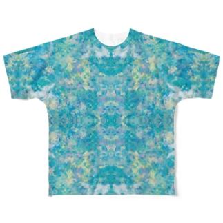 Future _ full graphic Full graphic T-shirts
