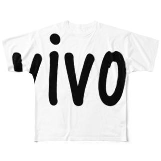 vivo Full graphic T-shirts