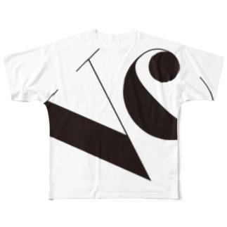 Vc Full graphic T-shirts