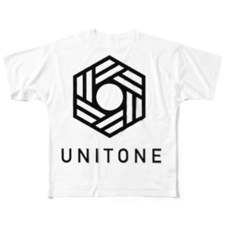 UNITONE オフィシャルグッズ Full graphic T-shirts