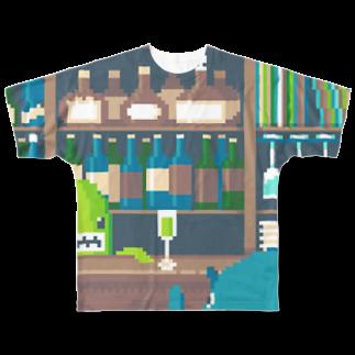 ずぅんのいらっしゃい Full graphic T-shirts