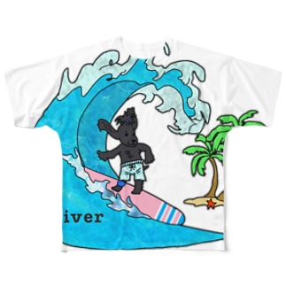 Oliver  Full graphic T-shirts