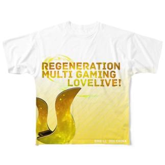 RMGLL_001LMTD Full graphic T-shirts