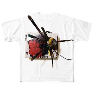 AF026 Full graphic T-shirts