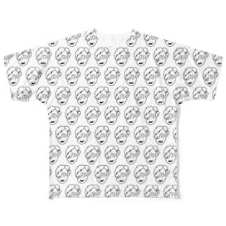 MITSU Full Graphic T-Shirt
