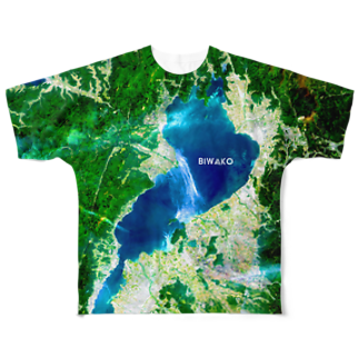 WEAR YOU AREの滋賀県 高島市 Full graphic T-shirts