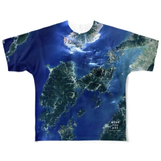 熊本県 天草市 Full graphic T-shirts