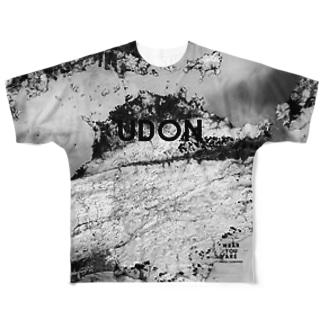 徳島県 美馬市 Full graphic T-shirts