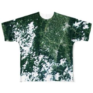 秋田県 横手市 Full graphic T-shirts