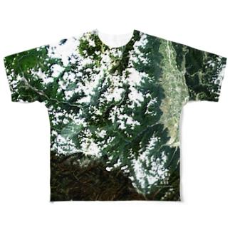 長野県 松本市 Full graphic T-shirts
