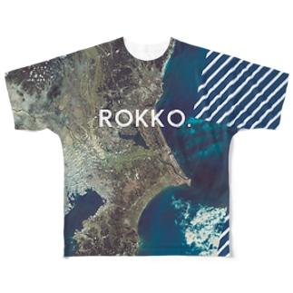 茨城県 稲敷市 Full graphic T-shirts