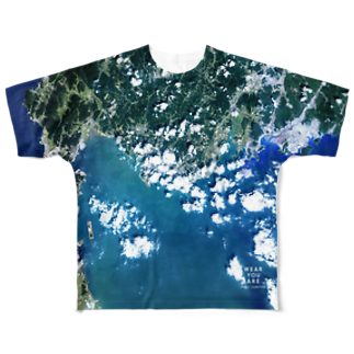 WEAR YOU AREの山口県 宇部市 Full graphic T-shirts