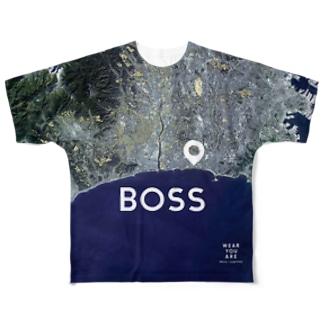 神奈川県 平塚市 Full graphic T-shirts
