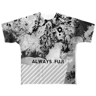 静岡県 藤枝市 Full graphic T-shirts
