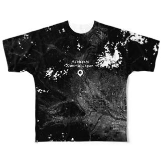 群馬県 前橋市 Full graphic T-shirts