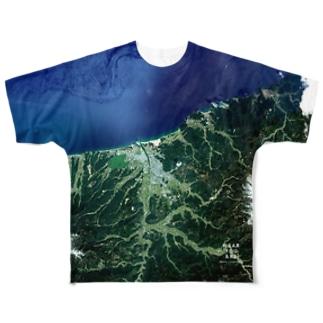 鳥取県 鳥取市 Full graphic T-shirts