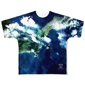 北海道 根室市 Full graphic T-shirts