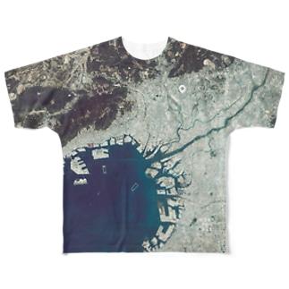 兵庫県 西宮市 Full graphic T-shirts