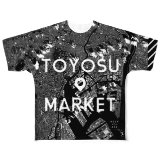 東京都 中央区 Full graphic T-shirts