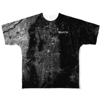 奈良県 大和郡山市 Full graphic T-shirts