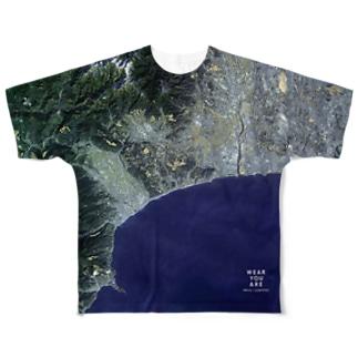 神奈川県 秦野市 Full graphic T-shirts