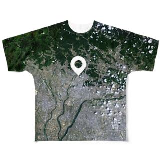 岐阜県 岐阜市 Full graphic T-shirts