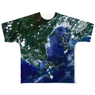 WEAR YOU AREの山口県 岩国市 Full graphic T-shirts