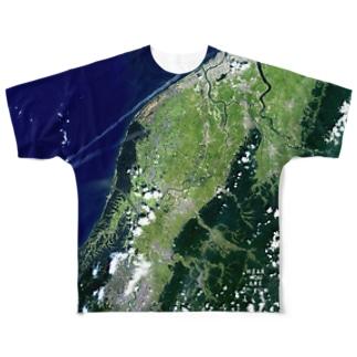 新潟県 燕市 Full graphic T-shirts