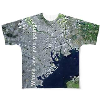 東京都 港区 Full graphic T-shirts