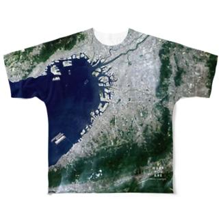 大阪府 高石市 Full graphic T-shirts