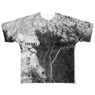 岐阜県 大垣市 Full graphic T-shirts