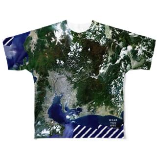 岐阜県 土岐市 Full graphic T-shirts