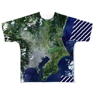 WEAR YOU AREの茨城県 守谷市 Full graphic T-shirts