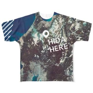 岐阜県 下呂市 Full graphic T-shirts