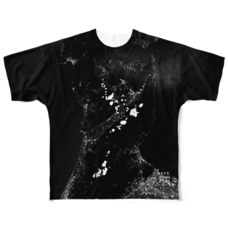 WEAR YOU AREの石川県 鹿島郡 Full graphic T-shirts